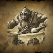 Drummer troll-icon