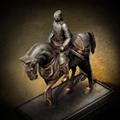 Rohan heroic Statue