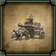 Dwarven BattleWagon icon