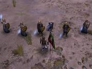 Rohan peasants upgraded