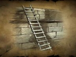 Siege ladder