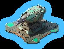 Rocket Launcher (Level 1)