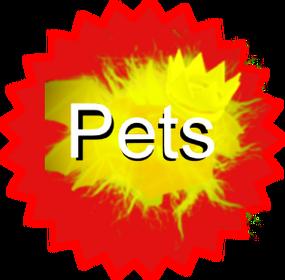 New pets logo