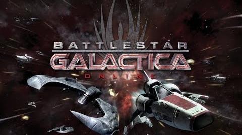 Battlestar Galactica Online - Viper MK III