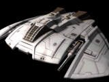 Cylon War Raider