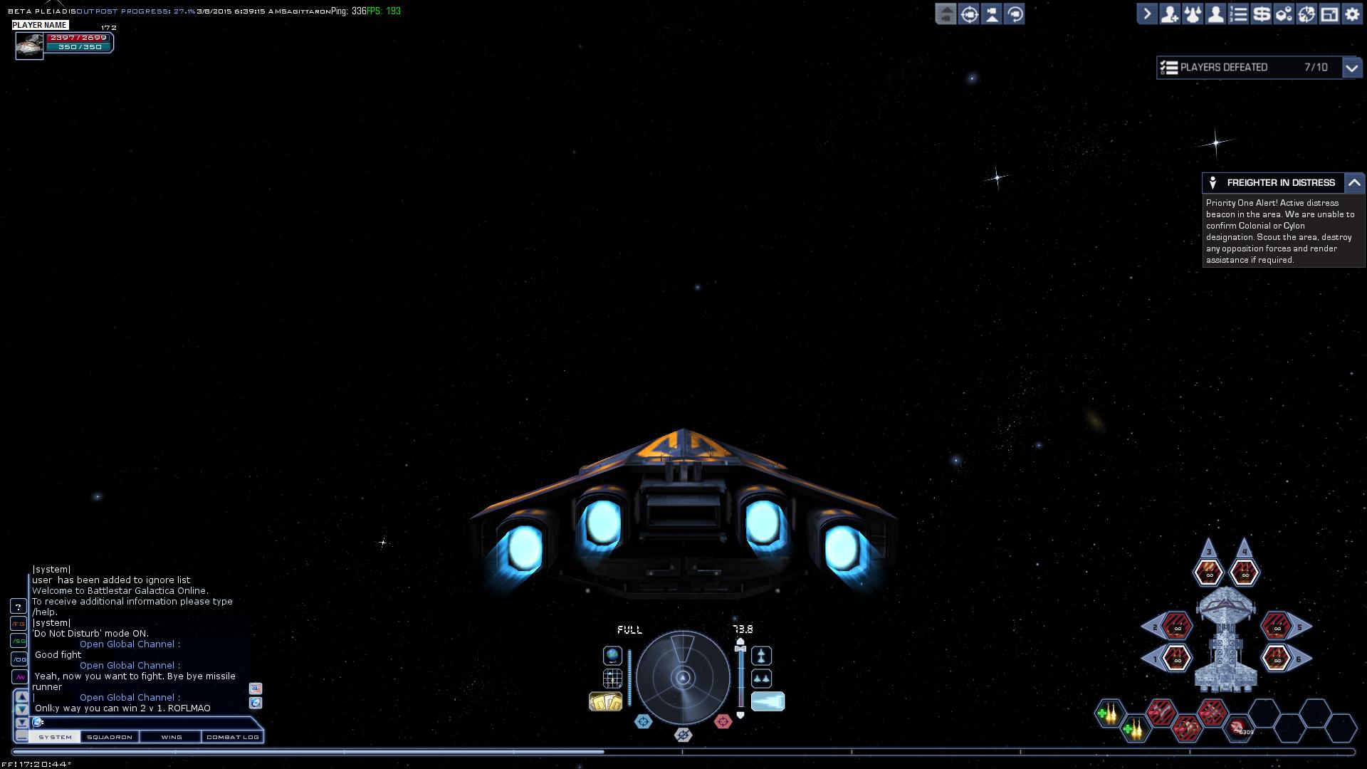 Battlestar galactica online | best config liche | youtube.