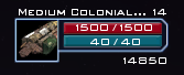 Medium Colonial Freighter Icon