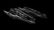 Cylon Heavy Raider No 05