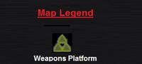 Battlespace System Map Legend