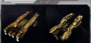Vanir Old and New Model Comparisons