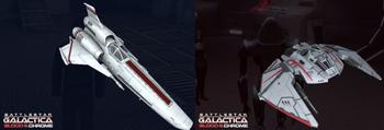 BSGO Blood and Chrome Ships Image