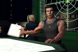Captain Lee Adama 2014 Image