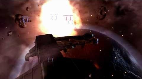 Battlestar Galactica Online Official Ingame Trailer