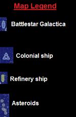 Alpha Ceti System Map Legend