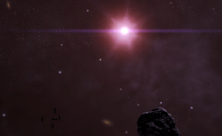 Rayet Star System Image