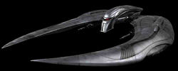 Cylon Raider No 1