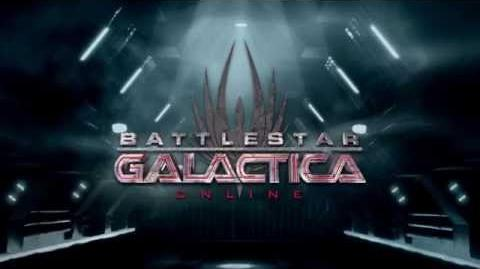Battlestar Galactica Online - Stealth Ship Teaser