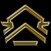 Cylon Rank Emblem No 01