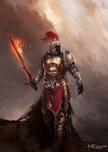 Dragon warrior concept by rav89-d53swtm