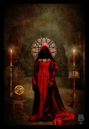Blood Mage by Elfdaughter