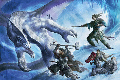 4e ice dragon