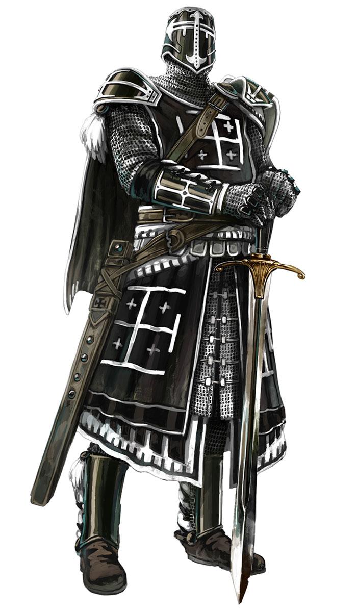 Hospitaler | Baldur's gate the sword coast chronicles Wiki