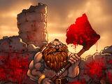 Dwarven Battlerager
