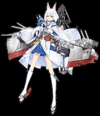 Kaga (Battleship)