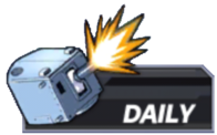 Menu Daily Raid