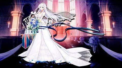 Azur Lane EN - Belfast's Wedding