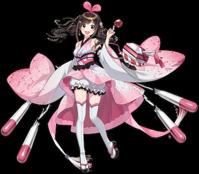 Kizuna AIYukata