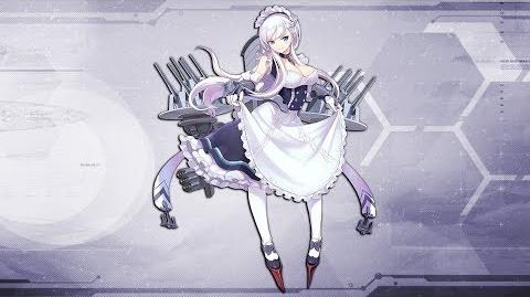Azur Lane Belfast Japanese Ship Lines (English Subtitles)