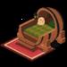 Wine Cask Bed