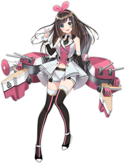 Elegant Kizuna AI