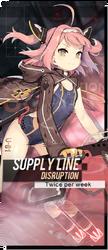 Supply Line Disruption