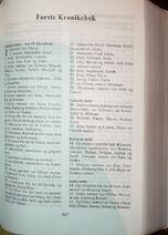Første Krønikebok
