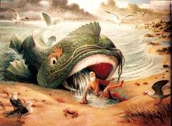 Jonah and Great Fish