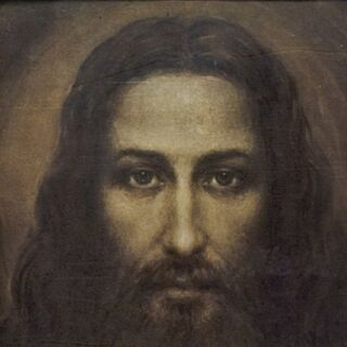 Image of Jesus reconstructed from the Shroud of Turin