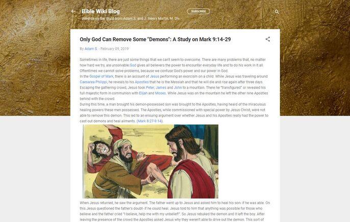 New Blog Screenshot 5