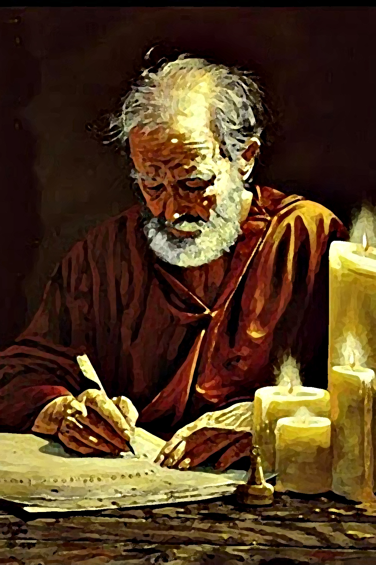 Image result for photo Saint Paul the apostle