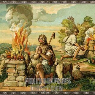 Cains sacrifice