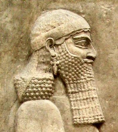 Image result for Sennacherib