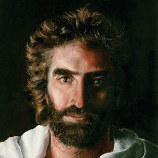 Jesus (by Akiane Kravmarik)