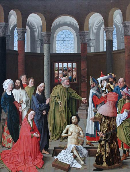 Lazarus (Bethany) | Bible Wiki | FANDOM powered by Wikia