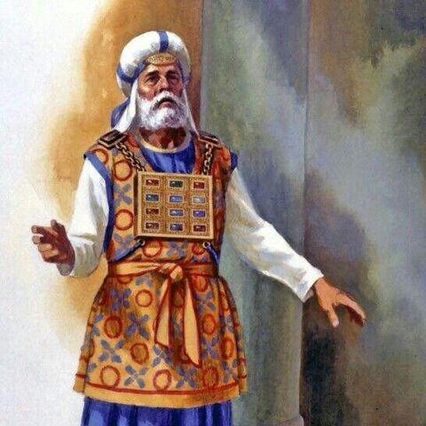 A High Priest