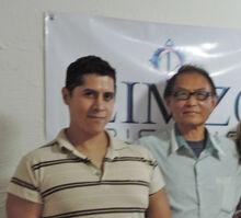 Isaac Almeida y Dr