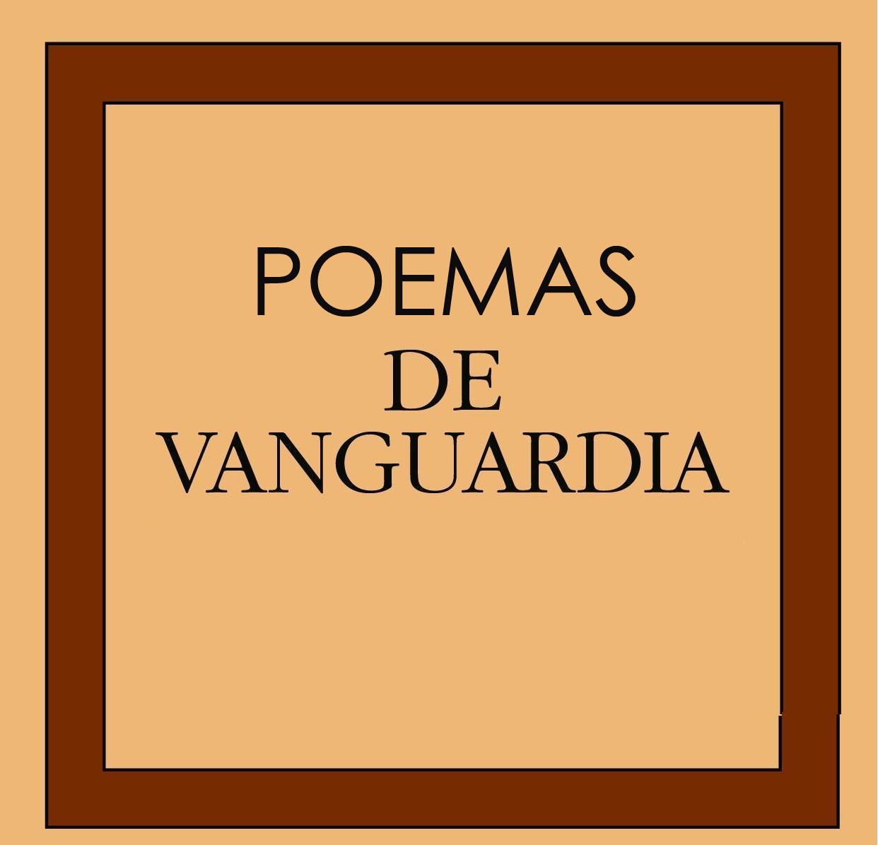 Poemas De Vanguardia Biblioteca Virtual Fandom Fandom