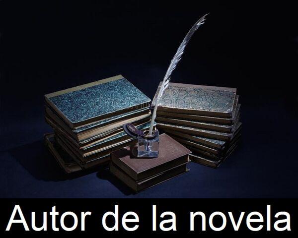 Autor de la novela