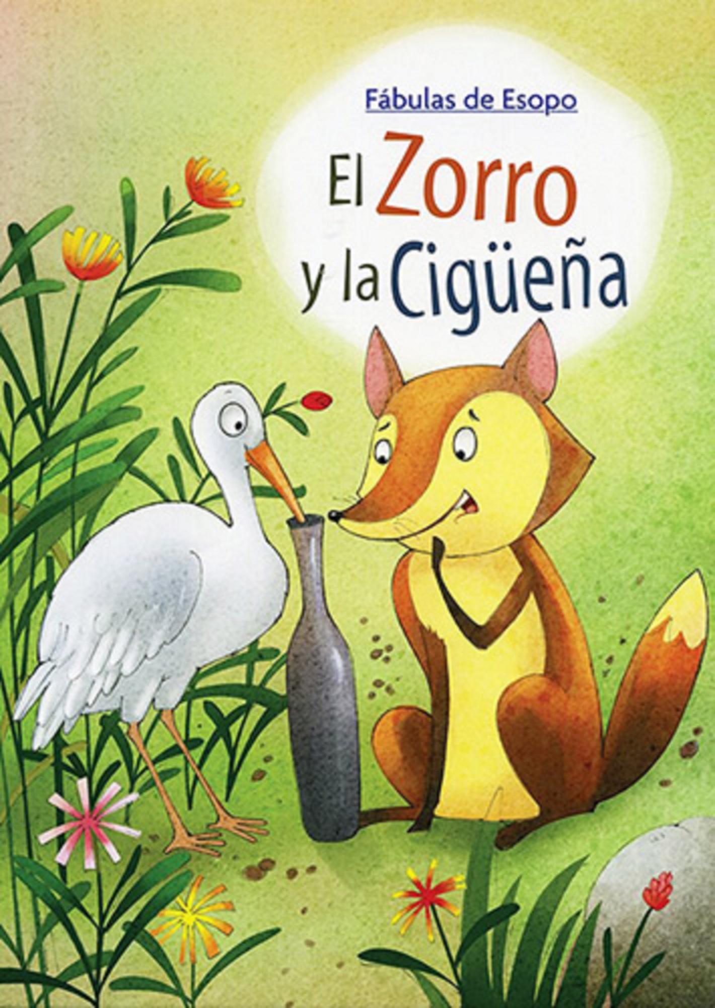 El zorro y la cigüeña | Biblioteca Virtual Fandom | Fandom