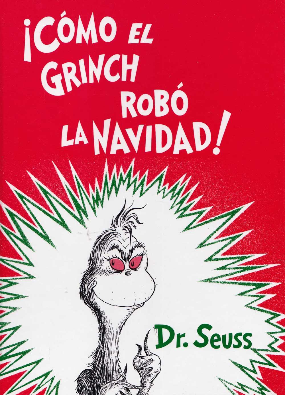 Atractivo Cómo El Grinch Robó La Navidad Hojas De Trabajo ...